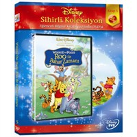 Winnie The Pooh Springtime With Roo (Winnie The Pooh: Roo İle Bahar Zamanı) (Sihirli Koleksiyon DVD