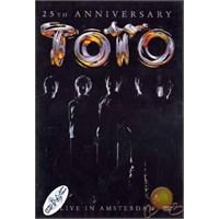 Live In Amsterdam (Toto) ( DVD )