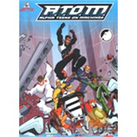Atom 2 (Alpha Teens On Machines)