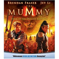 The Mummy: Tomb Of The Dragon Emperor (Mumya: Ejder İmparatoru'nun Mezarı) (Blu-Ray Disc)