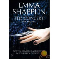 The Concert In Caesarea (Emma Shaplin) ( DVD )