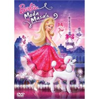 Barbie Moda Masalı (Barbie Fashion Fairytale)