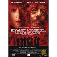 Angels Of Apocalypse Crımson Rivers 2 (Kıyamet Melekleri) (DTS) ( DVD )