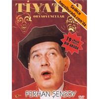 Ferhan Şensoy Tiyatro 19 DVD'lik Özel Set
