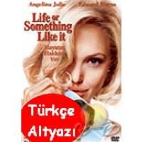 Life Or Something Like It (Hayatın Hakkını Ver) ( DVD )