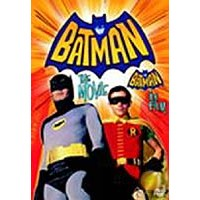 Batman The Movie (Batman İlk Film) ( DVD )