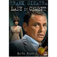 Lady In Cement (Katil Peşinde) ( DVD )