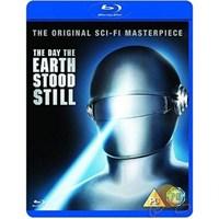The Day The Earth Stood Still (Dünyanın Durduğu Gün) (1957) (Blu-Ray Disc)