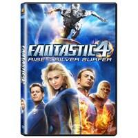 Fantastic Four: Rise Of The Silver Surfer (Fantastik Dörtlü: Gümüş Sörfçünün Yükselişi)