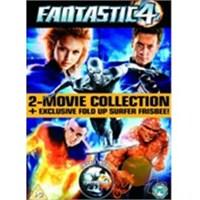 Fantastic Four Box Set (Fantastik Dörtlü Özel Set) (3 Disc)
