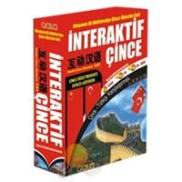 İnteraktif Çince Eğitim Seti (8 Kitap, 8 CD, 8 VCD)