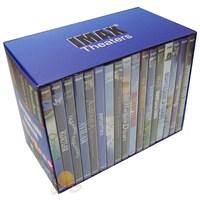 Vahşi Yaşam & Doğa Belgeselleri DVD Box Set (17 DVD)