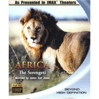Africa The Serengeti (Afrika Serengeti) (Blu-Ray Disc)