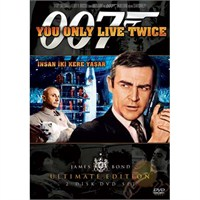 You Only Live Twıce (İnsan İki Kere Yaşar) (James Bond) ( DVD )