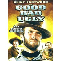 The Good, The Bad And The Ugly (İyi, Kötü ve Çirkin) ( DVD )