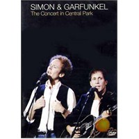 The Concert In Central Park - Simon & Garfunkel ( DVD )