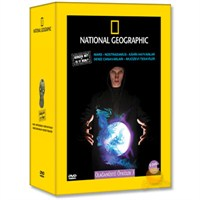 National Geographic: Olağanüstü Öyküler Set 3 (5 DVD)