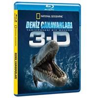 National Geographic: Deniz Canavarları - Tarihöncesi Bir Macera (Blu-Ray Disc - 3 Boyutlu)
