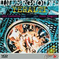 Yeraltı (Underground) (3 VCD) ( VCD )