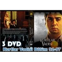 Kurtlar Vadisi (Bu Bir Mafya Dizisidir) (Bölüm 92-97) (3 DVD)