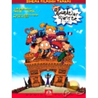 Fugrats In Paris (Rugratlar Paris'te) ( DVD )
