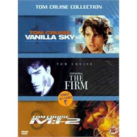 Tom Cruise Collection (Vanilla Sky-the Fırm-Mission Impossıble 2) ( DVD )