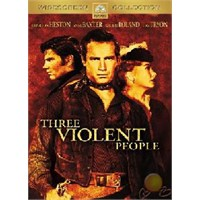 Three Violent People (Aşk ve Kin) ( DVD )