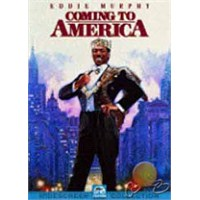 Coming To America (Amerikan Rüyası) ( DVD )