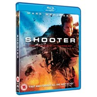 Shooter (Tetikçi) (Blu-Ray Disc)