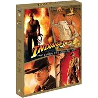 Indiana Jones Quadrilogy (Kamçılı Adam Özel Set) (5 Disc)
