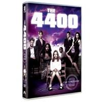 4400 Sezon 3 (4 Disc)