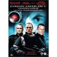 Evrenin Askerleri 3: Yeniden Doğuş (Universal Soldier: Regeneration)