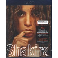 Oral Fixation Tour (Shakira) (Blu-Ray Disc)