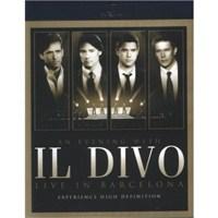 Il Divo: Live in Barcelona (Blu-Ray Disc)