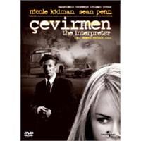 The Interpreter (Çevirmen) ( DVD )