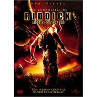The Chronicles Of Riddick (Riddick Günlükleri) ( DVD )
