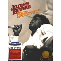 The 50 Th Anniversary Collection (James Brown) (DVD+ 2 CD)
