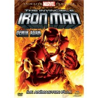 The Invincible Iron Man (Demir Adam) (Animasyon)