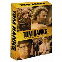 Tom Hanks: The Landmark Collection (5 Disc + Özel Kutu)
