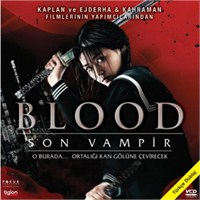 Blood: Son Vampir (Blood: The Last Vampire)