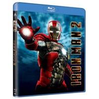 Iron Man 2 (Demir Adam 2) (Double) (Blu-Ray Disc)