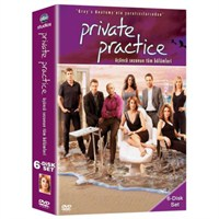 Private Practice Season 3 (6 Disc)
