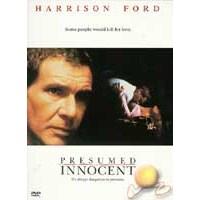 Presumed Innocent ( DVD )