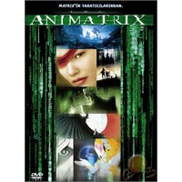 The Anımatrıx ( DVD )