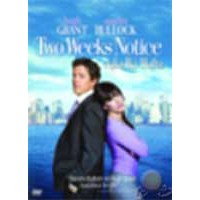 Two Weeks Notıce (Aşka İki Hafta) ( DVD )