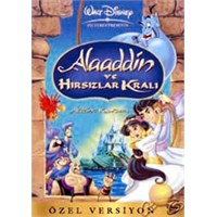 Aladdin And The King Of Thieves (Alaaddın ve Hırsızlar Kralı) ( DVD )