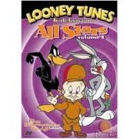 Looney Tunes All Stars VOL.3 (Looney Tunes Tüm Kahramanlar Geçidi Bölüm 3) ( DVD )