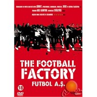 Football Factory (Futbol A.ş) ( DVD )