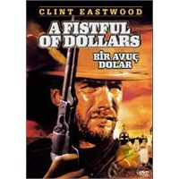 A Fistful Of Dollars (Bir Avuç Dolar) ( DVD )