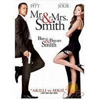 Mr. And Mrs. Smıth (Bay ve Bayan Smıih) ( DVD )